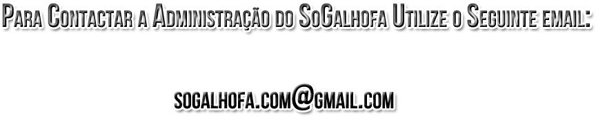 Contactar Administrador SoGalhofa