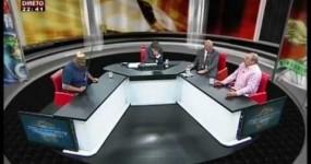 Prolongamento TVI24 – Manuel Serrão Veste-se de D.Afonso Henriques e Fala do Melão do Benfica