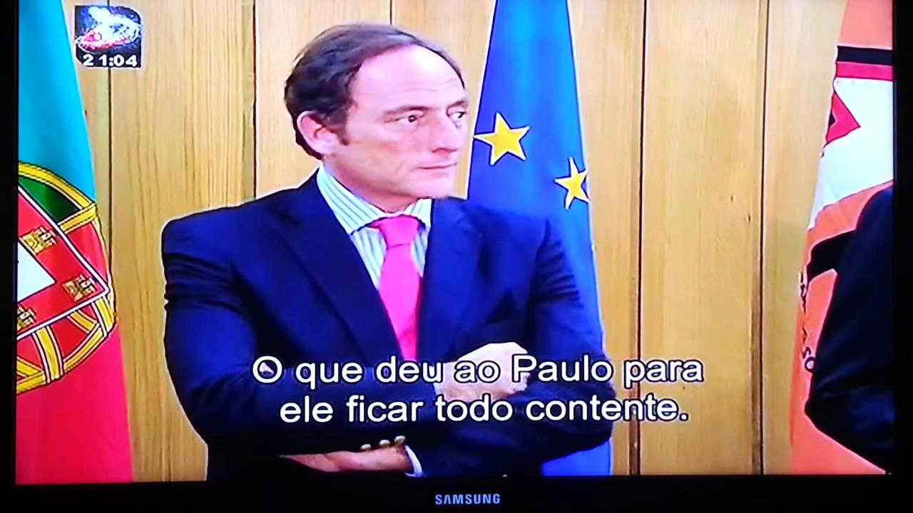 TVI – Sai o Paulo Entra o Paulo